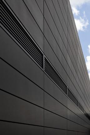 Металлические фасадные панели в Харькове